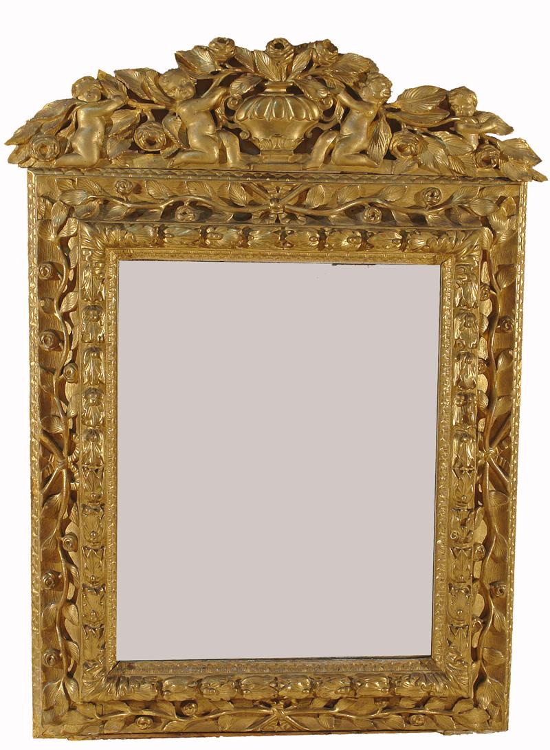Achat d 39 antiquit s objets anciens et modernes antiquit for Miroir achat